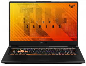 "Laptop ASUS TUF Gaming F17 FX706LI 17.3""FHD_120Hz i5- 10300H 8GB HDD1000GB GTX1650Ti 4GB NoOS"