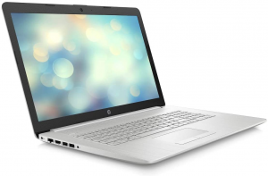 Laptop HP 17-BY3063ST 17.3''HD+ i3-1005G1 4GB HDD1000GB Intel UHD DVD Win10Home