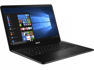 "Laptop Asus ZenBook Pro UX550VE 15.6"" FHD TouchScreen i7-7700HQ 16GB SSD256GB Win10 Home Gwarancja_24m-ce"