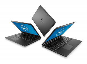 Laptop Dell Inspiron I3567-3276BLK 15.6'' HD LED i3-7130U 4GB 1000GB Win10 Home Gwarancja_24m-ce