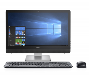 "Komputer AiO Dell 3464 23.8""FHD TouchScreen i5-7200U 8GB 1000GB DVD WirelessKeyboard+Mouse Win10Home Gwarancja_24m-ce"