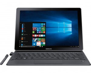 "Laptop 2w1 Samsung Galaxy Book 12""QHD Touch PEN  i5-7200U 4GB SSD128GB iHD620 Win10Home Gwarancja_24m-ce"