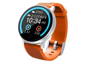 Smartwatch Lenovo HW10H BLAZE Silver Orange