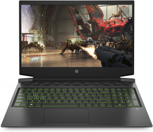 Laptop HP Pavilion Gaming 15-ec0010nw 15.6''FHD_144Hz Ryzen 7 3750H 8GB HDD1000GB GTX 1660Ti_6GB Gwarancja_24m-ce