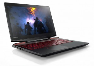 Laptop Lenovo IdeaPad Legion Y720-15IKB 15,6UHD i7-7700HQ 8GB 1000GB GTX1060_6GB