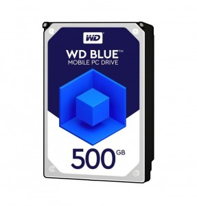 Dysk twarty WESTERN DIGITAL BLUE 500GB 16MB WD5000LPCX